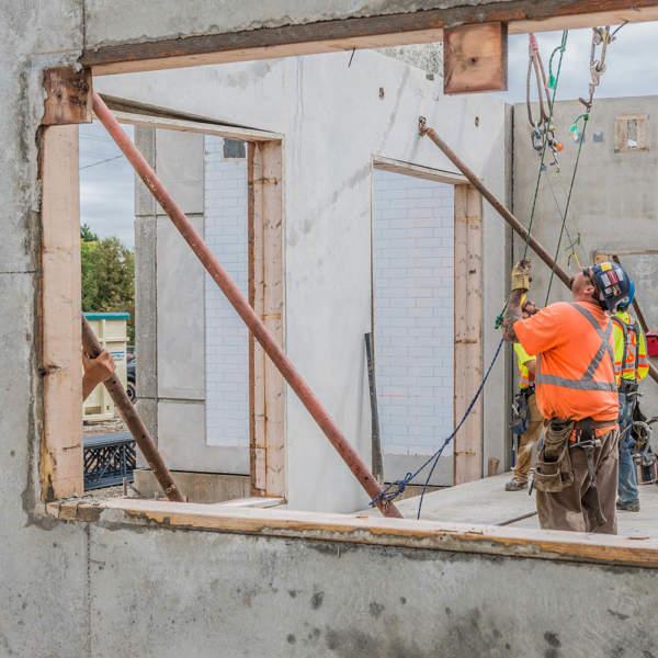 Concrete Home Process - JanVeek Concrete Homes