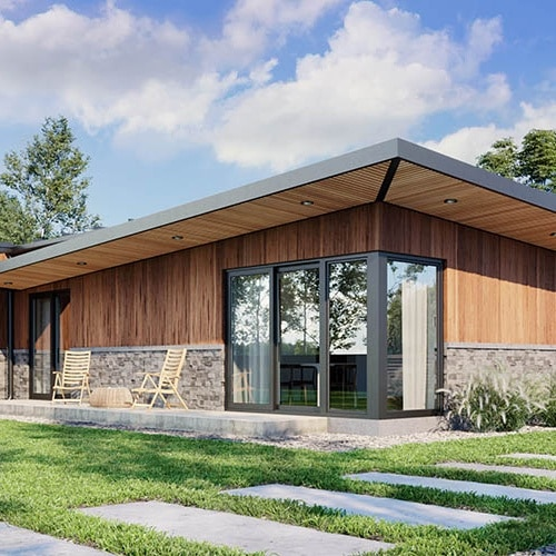 Ontario's Only Concrete Home Builder - JanVeek Concrete Homes