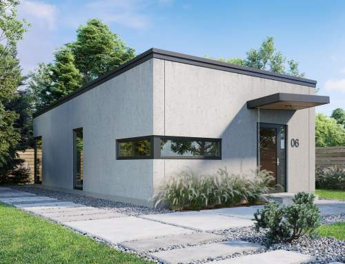 5 Reasons to Live in a Concrete Home