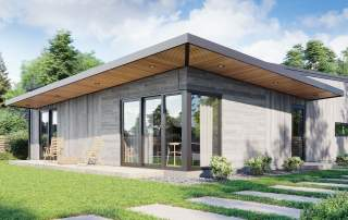 Why We Build Our Concrete Homes Using Tilt-Up Construction