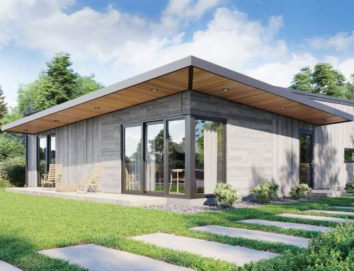 Why We Build Our Concrete Homes Using Tilt-Up Construction