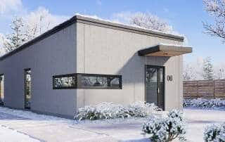 Concrete Home Today. Save Money Tomorrow. - JanVeek Concrete Homes